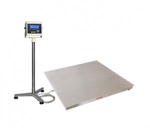 PLT – SS Waterproof Floor Weighing Series