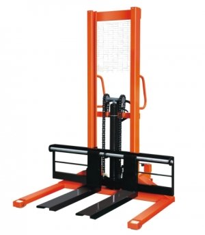 Straddle Leg Hand Stacker Series