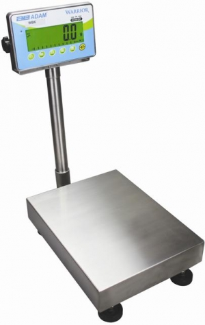 Waterproof Wash Down Platform Bathroom Scale - Warrior Series