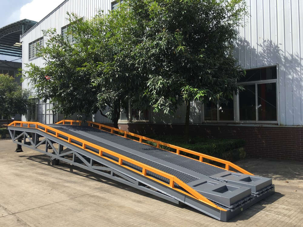 CE Approved Movable Dock Ramp