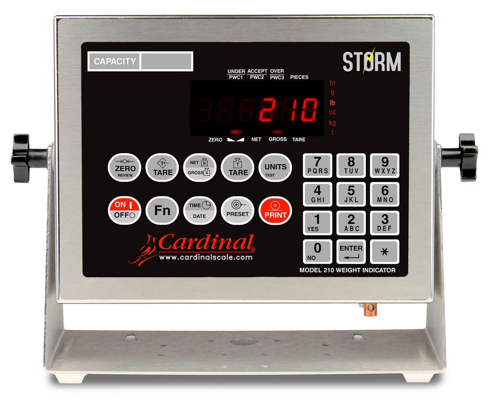 Cardinal - 210 Storm