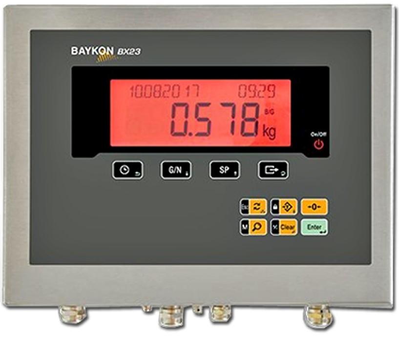 Baykon BX - 23 Weighing Indicator