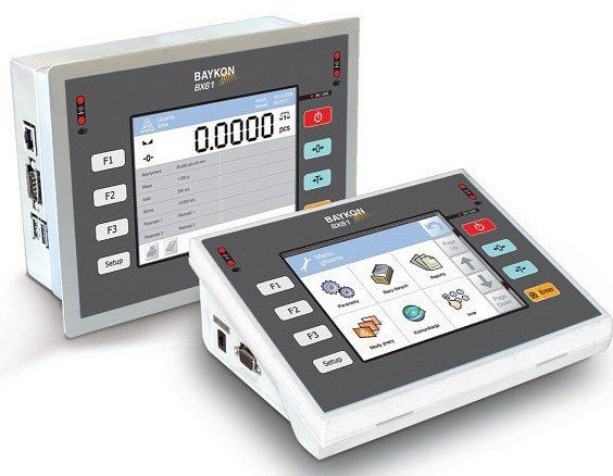 Baykon BX - 61 Weighing Terminal