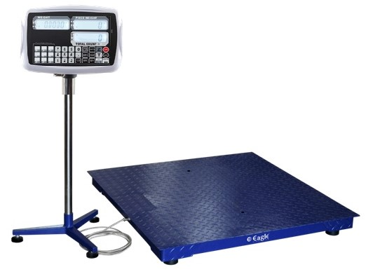 PLT - CT Counting Cum Weighing Floor Series